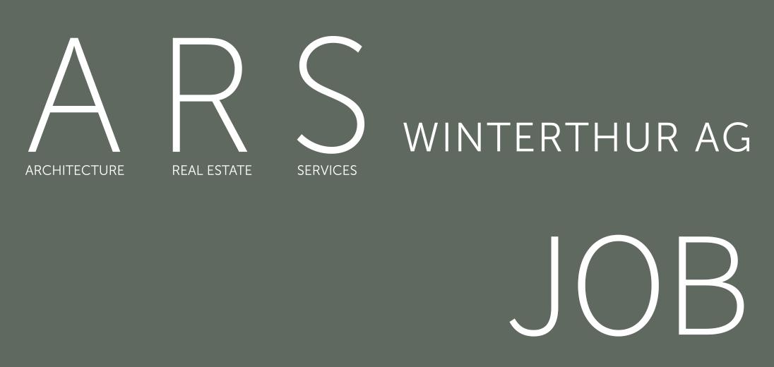 ARS Winterthur Job